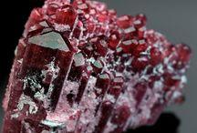 Mineralien, Kristalle,  Edelsteine