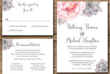 wed invitations