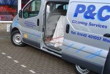 We are P & C Cleaning