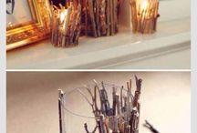 Autumn room ideas