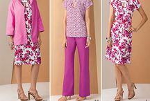 Moda de Pasarela Nº12 / Revista Moda de Pasarela, Patrones Simplicity y NEWLOOK