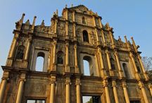 Macau Travel Photos