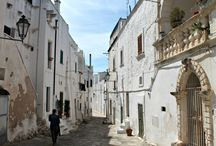 Ostuni / Ostuni on my mind and in my heart