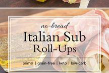 Sandwiches, Wraps & Roll-Ups