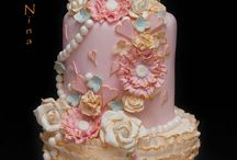 vintage and baroque cakes