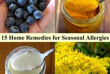 Health - Natural Remedies (mostly edible) / As it reads