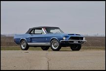 68 Shelby GT350 Convertible