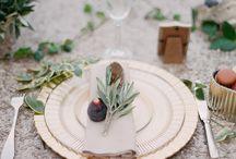Organic Weddings // / Organic inspired weddings