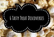 Recipes / Naughty treats, snacks, recipes, foodie blogs