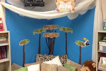 Toddler Room Ideas / by Marcy Tyson