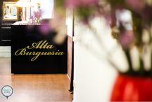 COMER // Alta Burguesia