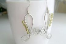 Crafts jewelry / by Rebecca Grace