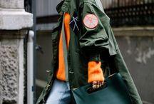Moda Uliczna- Street Fashion