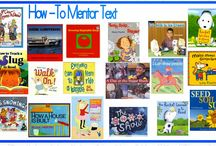 how to mentor texts
