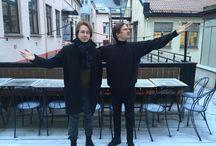 Mew and Jonas