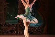 Ballet Concentration / At a young age Miguel began a career with the National Ballet of Spain. Unfortunately an injury ended his career early but  ballet remains as a constant inspiration to Miguel and his designs.