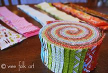Quilting - Jelly Roll