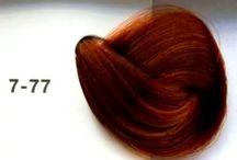 cor de cabelos