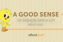Kids Clothing Quotes