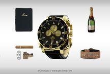 Dino Gold - Inspirations / Inspirations autour du modèle de montre homme sport Dino Gold. Découvrez l'univers se rattachant à la montre Dino Gold, lumineuse et élégante. #fashion #men