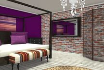 Beautiful Bedrooms / Ever dream of that making perfect bedroom? Now you can - with RoomSketcher Home Designer! Here are some of the best RoomSketcher bedroom designs and ideas to help you get started. Happy designing and sweet dreams! For more inspiration see Home Design Gallery - http://www.roomsketcher.com/gallery/homedesign/ / by RoomSketcher