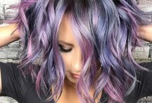 ★ METALLIC HAIR DYE ★
