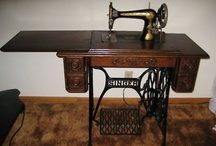 Sewing Machines ~ Upcycled Repurposed Reuse / vintage collectibles, vintage inspired, upcycled, repurposed, reuse, wedding decor, home decor,