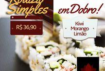 Tao Music Sushi / sampler exemplos de layout