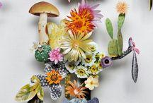 Flower art & topiary