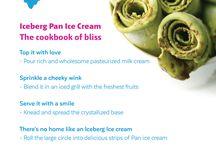 Iceberg Recipes