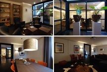 Interieur / Ontwerp, advies en uitvoering van interieur voor woning en kantoor.