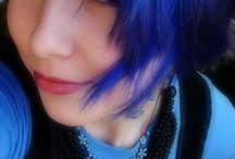 Beautifully blue / by Jenny Gonzalez