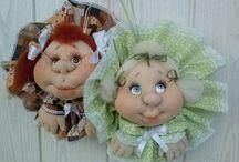 ponožkové panenky