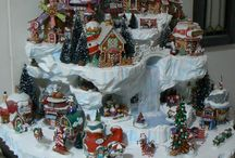 Christmas Villages / by Catherine Lutes