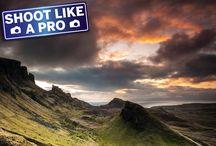 PHOTOGRAPHY - LANDSCAPE TIPS