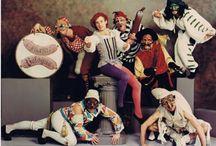 COMICI HYSTERICAL: Commedia dell'Arte / Our newest addition: COMICI HYSTERICAL, a Commedia troupe-HP style.