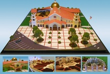 Church Scale Models & Exhibits / Church Architectural Scale Models & Photo Exhibits - A picture is worth a thousand words and a model is worth a thousand pictures. Churches inspire their parishioners to contribute to bigger and greater ways to serve their community.