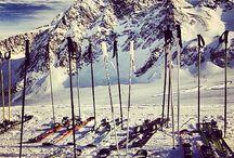 ..{Skiing}..