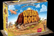 Outback Rock / by Group VBS & Children's Ministry
