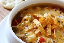 Slow cooker recipes / by Diane Caulking