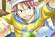 fairy tail♡ / Fairy tail is my favor anime in the world . Nalu is my everything . Natsu is my life ♡♡♡♡☆☆☆☆