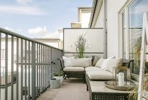 Terrazzo/balcone