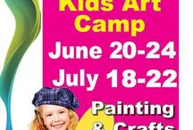 Big Events Coming Up!!! / From Kid's Camps to Date Nights
