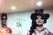 Nagpur Store / A look at the stylish #Lenskart store in #Nagpur