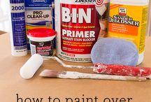 DIY Painting/Repairing