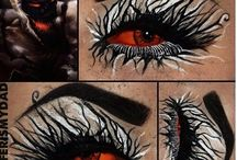 Halloween Make-up & Things / by Tessa Ferguson