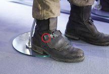 Cassian Andor boots