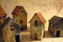 Clay houses