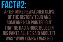 MJ facts