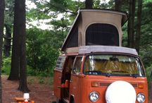 74 VW Camper